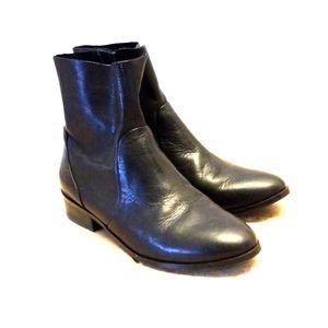Aldo black boots size 6